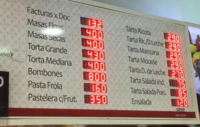 Economics in Argentina